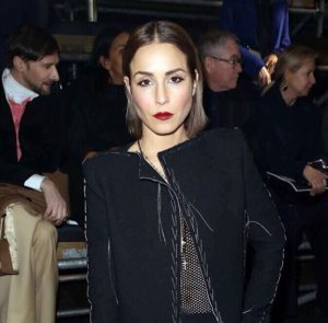 Noomi Rapace - Paris Fashion Week