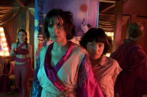 Banraku - Demi Moore & Emily Kaho
