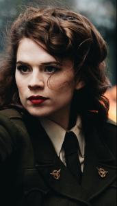 Captain America - Hayley Atwell