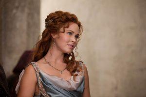 Spartacus - Anna Hutchinson