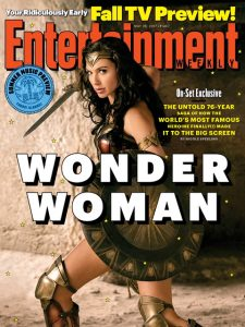 Entertainment Weekly - Gal Gadot