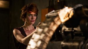 Judge Dredd - Lena Headey