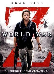 World Waz Z - Brad Pitt