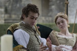 Mary Shelley - Douglas Booth. Elle Fanning