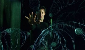 The Matrix - Keaneau Reeves