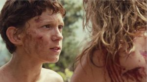 The Impossible - Tom Holland