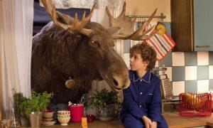 Midden in De Winternacht - Animatronic talking Moose