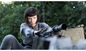 Indiana Jones And The Kingdom Of The Crystal Skull - Cate Blanchett