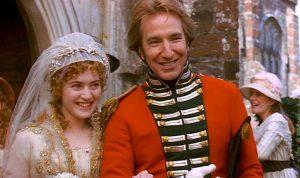 Sense & Sensibility - Kate Winslet, Alan Rickman