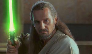 Star Wars Episode 1: The Phantom Menace - Liam Neeson