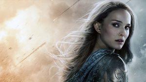 Thor The Dark World - Natalie Portman