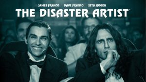 The Disaster Artist - Dave Franco & James Franco