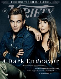Variety cover - Patty Jenkins
