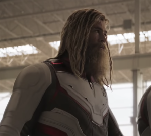 Avengers End game - Chris Hemsworth