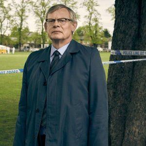 Manhunt, Martin Clunes