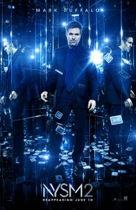 Now You See Me 2 -  Mark Ruffalo
