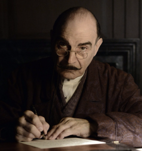 Curtain, Poirot's Last Case-  David Suchet