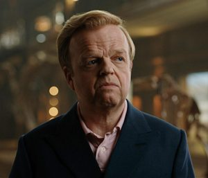Jurassic World -  Toby Jones