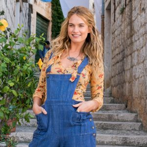 Mamma Mia! Here We Go Again - Lily James