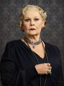 Murder on the Orient Express - Judi Dench