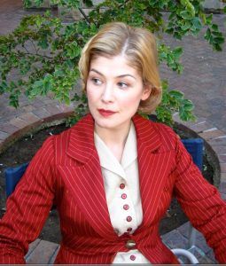 Woman in Love - Rosamund Pike