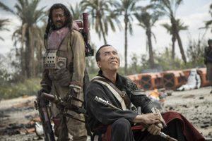 Rogue One A Star Wars Story - Donnie Yen & Jiang Wen