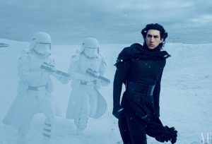 Star Wars The Force Awakens - Adam Driver