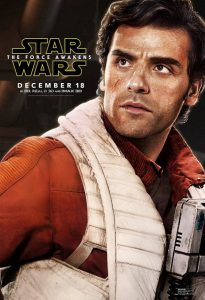 Star Wars The Force Awakens - Oscar Isaac