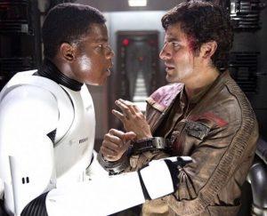 Star Wars The Force Awakens - John Boyega & Oscar Isaacs