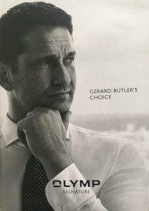 Gerard Butler - Olymp Signature