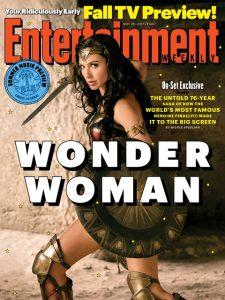 Entertainment Weekly - Gal Gadot