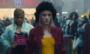 Blade Runner 2049 - Mackenzie Davis