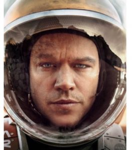 The Martian - Matt Damon