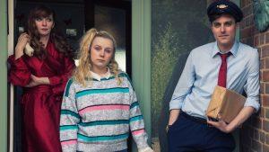 Sticky - Elizabeth Berrington, Alexa Davies and Tom Machell