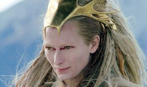 The Lion Witch and the Wardrobe - Tilda Swinton