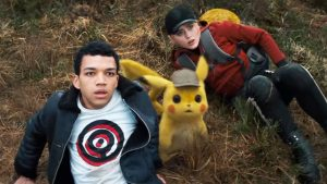 Detective Pikachu - Kathryn Newton, Justice Smith