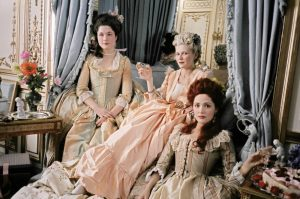 Marie Antoinette - Kirsten Dunst, Mary Nighy, Rose Byrne