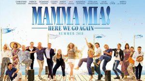 Mama Mia Here We Go Again