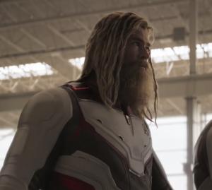 Avengers End game - Chris Hemsworth