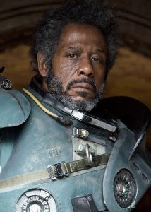 Rogue One, A Star Wars Story - Forest Whitaker