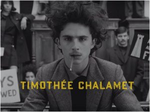 The French Dispatch - Timothee Chalamet