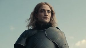 The King - Robert Pattinson