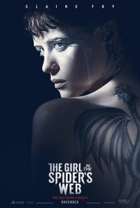 The Girl With The Spider's Web