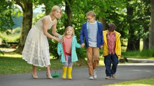 What We Did On Our Holidays - Rosamund Pike