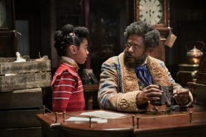 Jingle Jangle: A Christmas Journey - Forest Whitaker and Madalen Mills