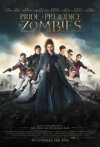 Pride and Prejuduce and Zombies