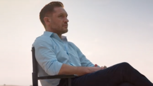 Tom Hardy - Audi Commercial, 2021