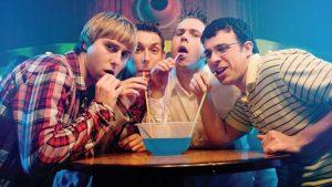 The Inbetweeners Movie - James Buckley, Blake Harrison, Joe Thomas, Simon Bird