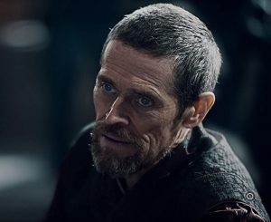 The Great Wall - Willem Dafoe