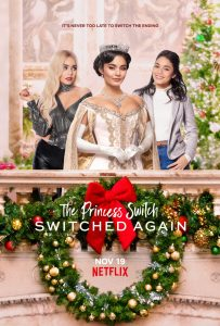 The Princess Switch: Switched Again - Vanessa Hudgens